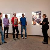 Placeholder image for artist talks